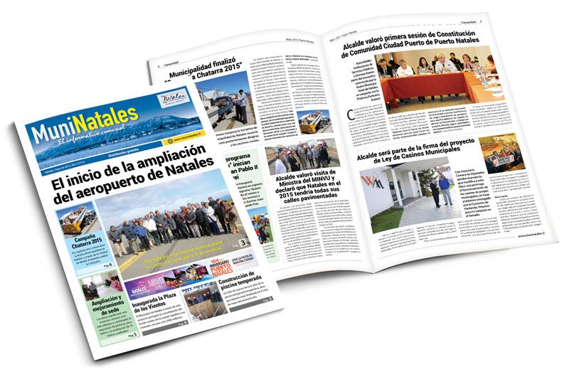 Periódico MuniNatales