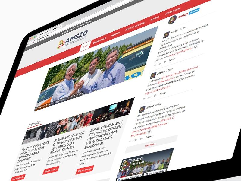 Desarrollo Sitio Web